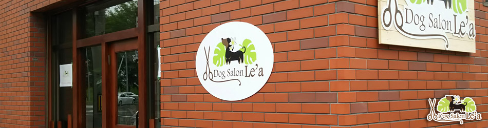 Dog salon Le'aイメージ